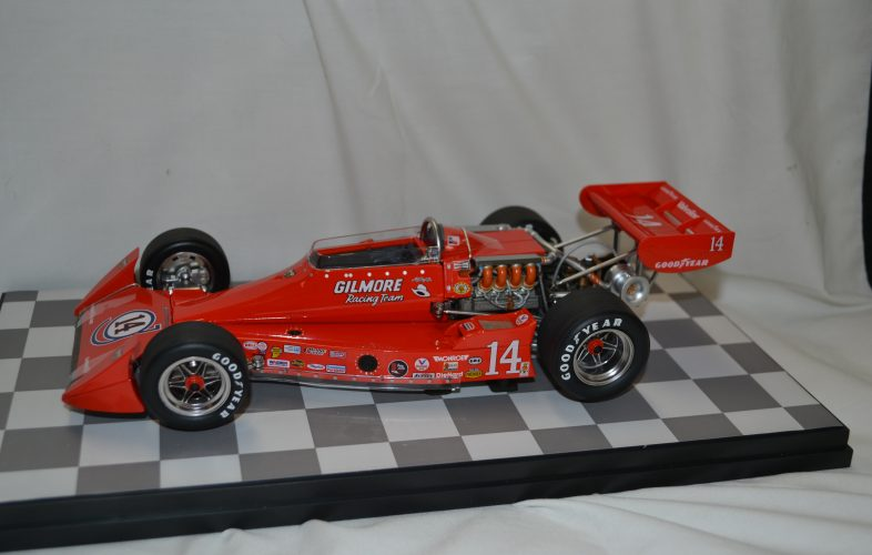 A J Foyt Coyote 1977 Indy 500 Win car by Replicarz