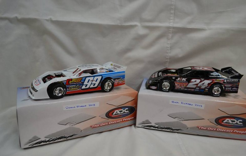 New ADC dirt late models
