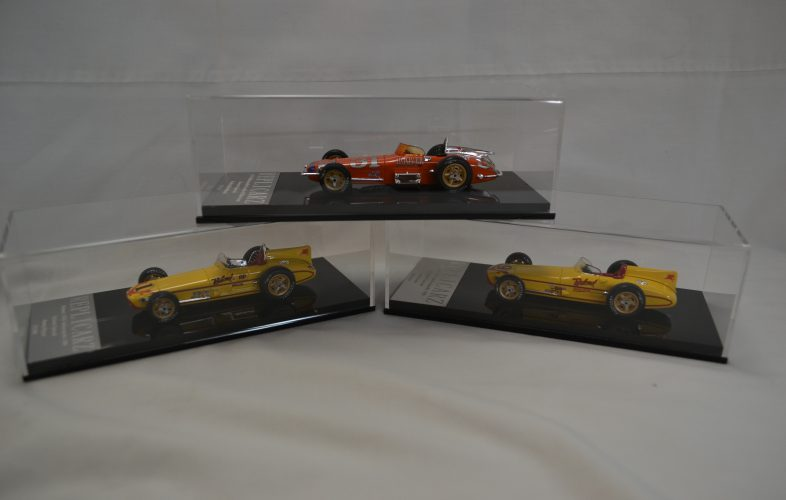 Replicarz releases 3 new 1/43 Indy cars for August